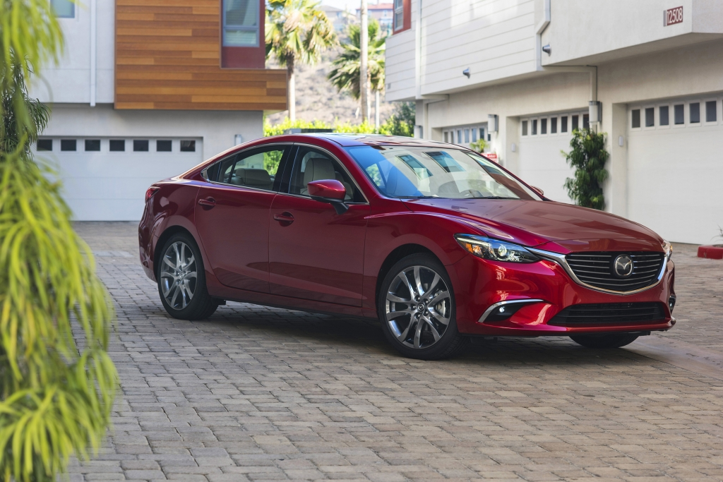 The Upcoming Mazda6 Debut Brings Exciting Updates