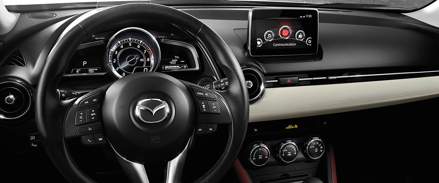 Lovely 2017 Mazda CX 3 Dashboard Design