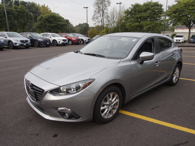 2015 Mazda3 i Touring FWD