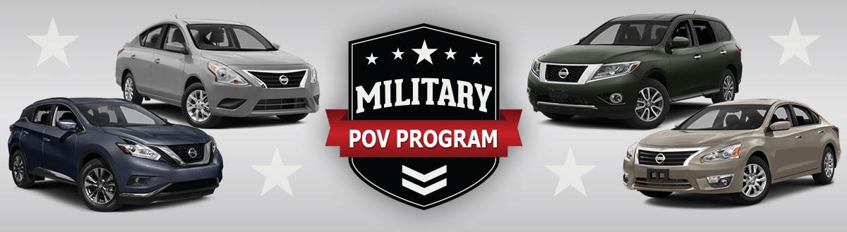 Military POV Program