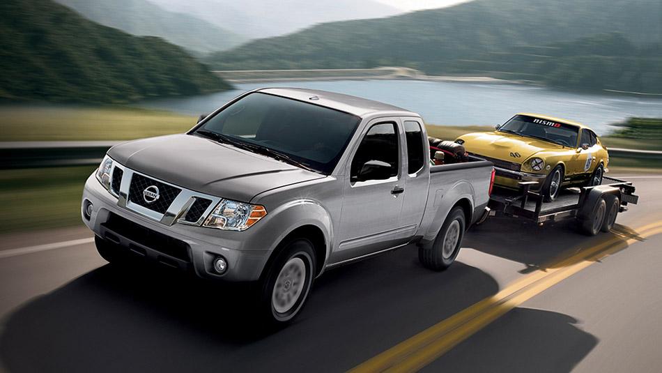 2015 Nissan Frontier Exterior