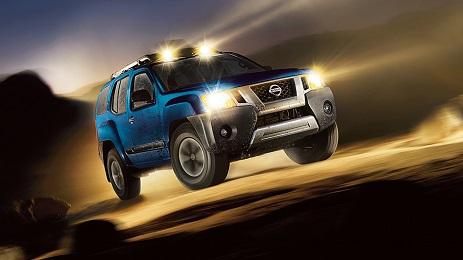 2015 Nissan Xterra Safety