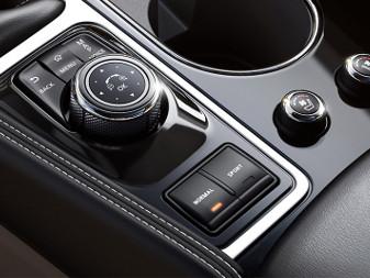 2016 Nissan Maxima Interior Features