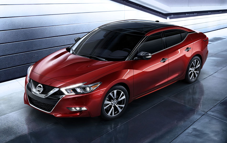 2016-nissan-maxima-coulis-red-aerial-side-view-zoom-hd
