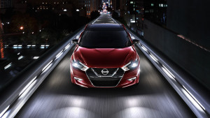 2017 Nissan Maxima trims