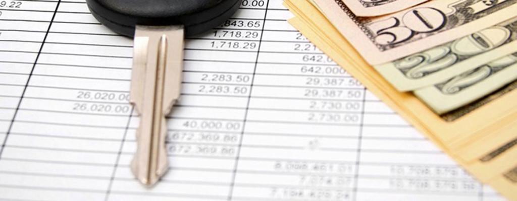 Auto Financing Paperwork