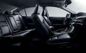 2015 Honda Accord Sedan Interior