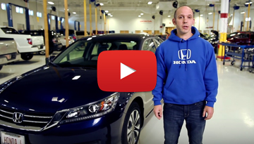 Honda Accord Walk Through Video