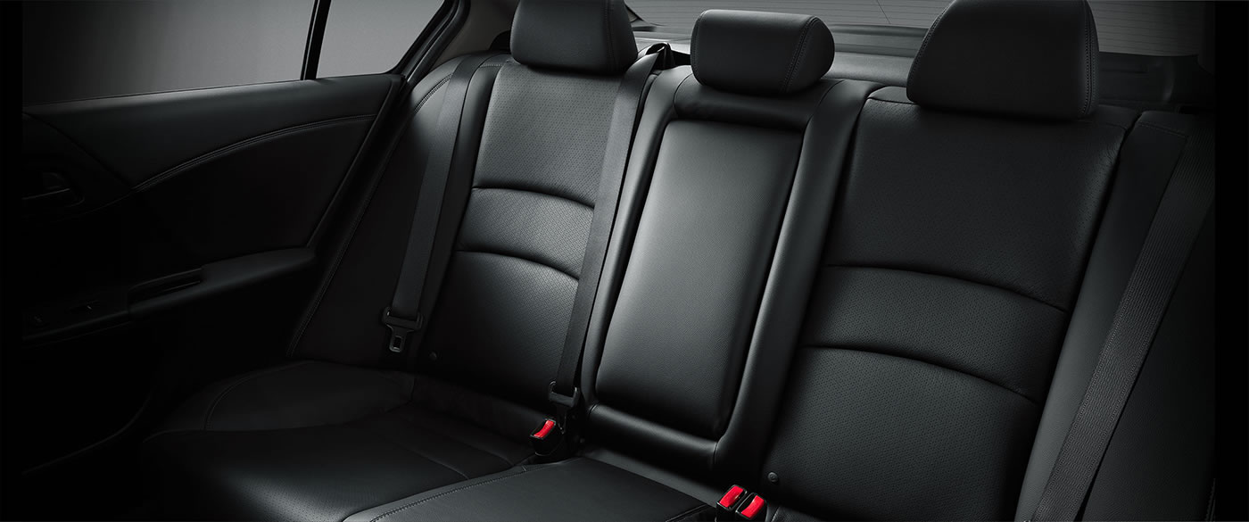Honda Accord Rear Seat