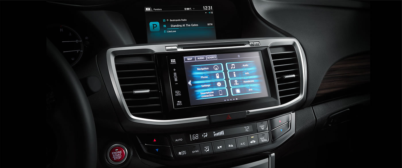 Honda Accord Technology