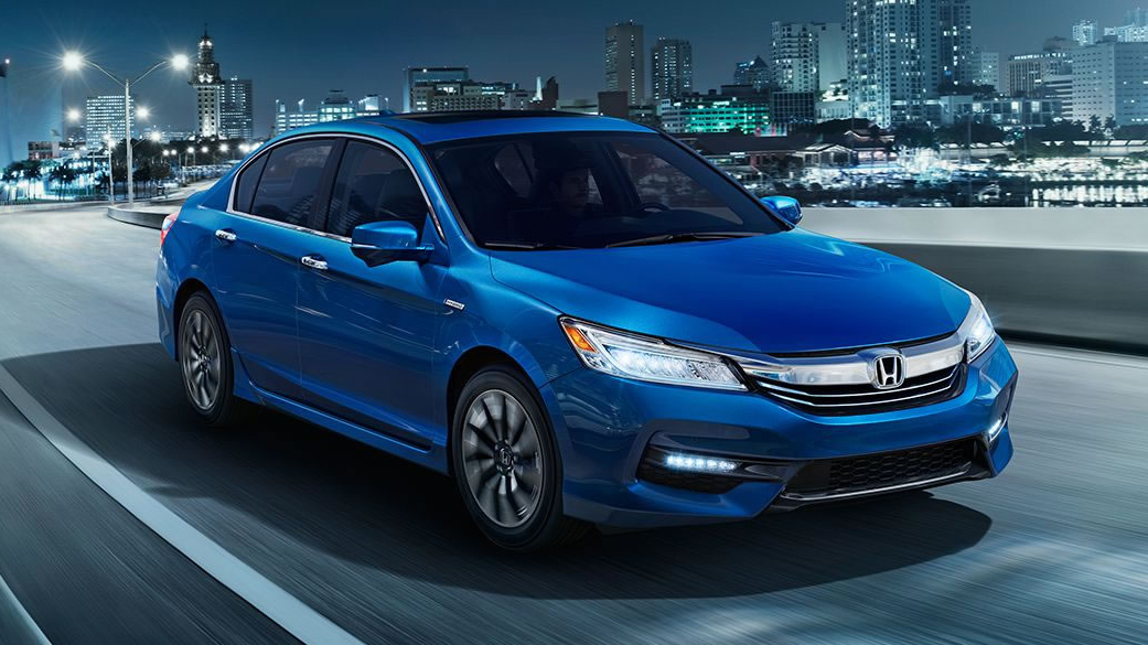 Honda Accord Hybrid Fuel