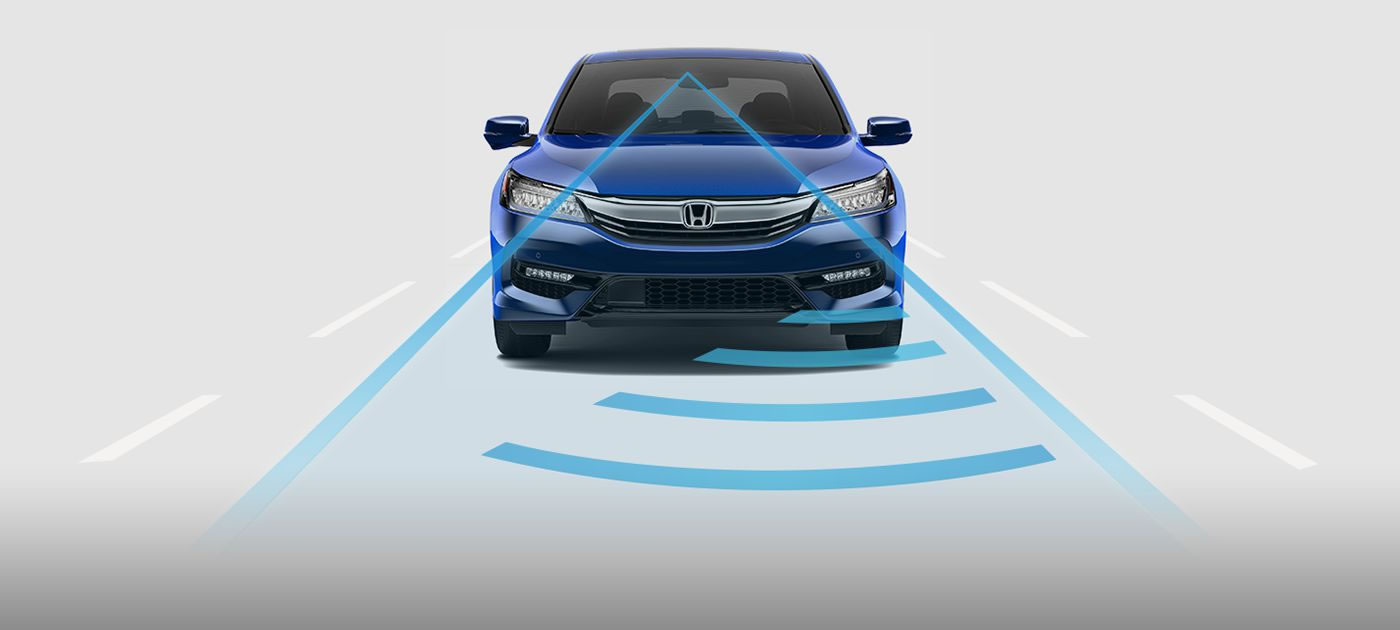 Honda Accord Hybrid Adaptive Cruise Control