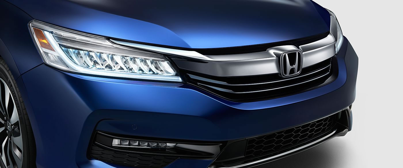Honda Accord Hybrid LED Headlights