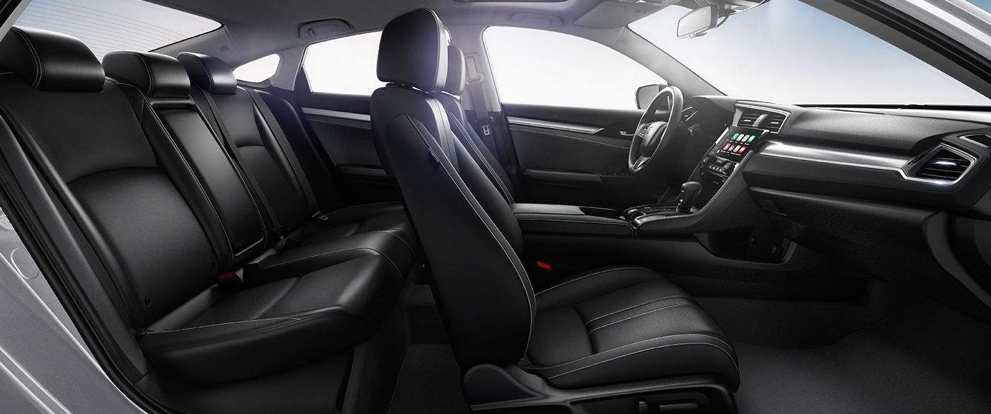 Explore The Impressive 2017 Honda Civic Sedan Safety Features