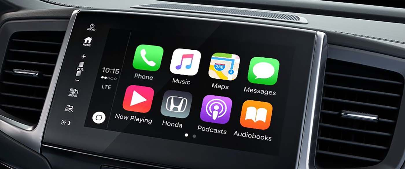 Honda Pilot Apple Carplay