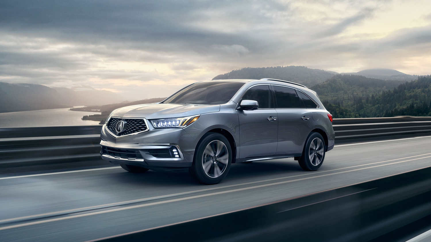 Ilx Acura Reviews >> 2017 Acura MDX | Central Texas Acura Dealers