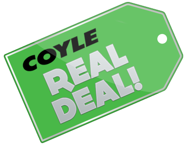 Coyle Real Deal