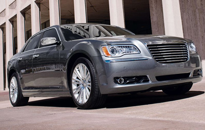 2012 Chrysler 300 2