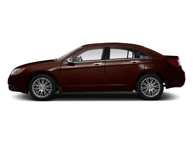 2012 Chrysler 200 exterior
