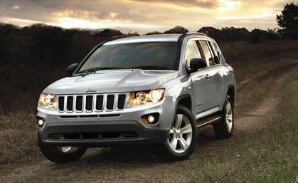 The 2014 Jeep Compass