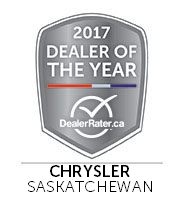 2017 Dealer of the Year Chrysler