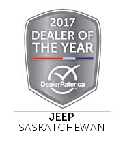 2017 Dealer of the Year Jeep