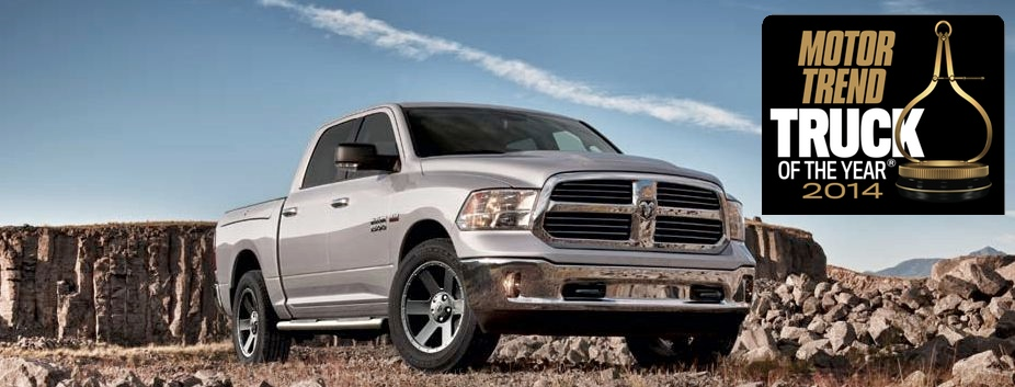 Ram 1500 Wins Prestigous Award For Second Straight Year