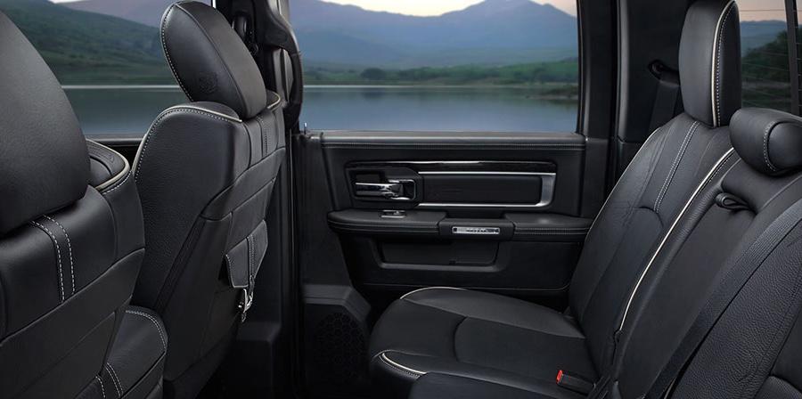 2016 Ram 1500 Interior Comfort