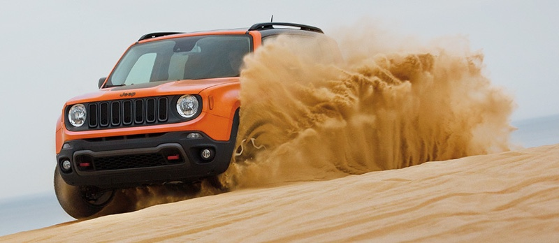 2016 Jeep Renegade Capability Features
