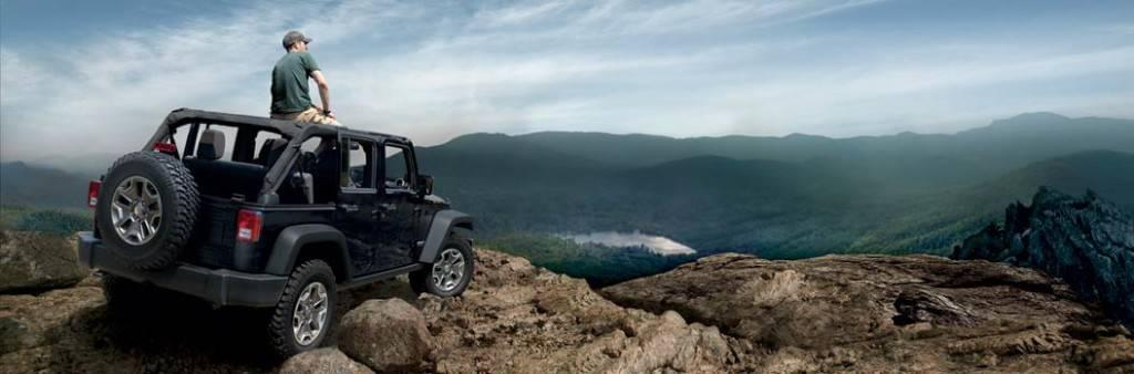 2016 Jeep Wrangler Mountain