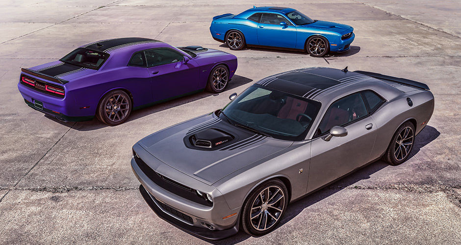 2016 Dodge Challenger Models