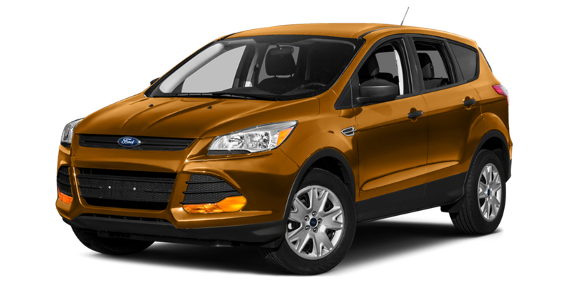 2016 Ford Escape bright exterior