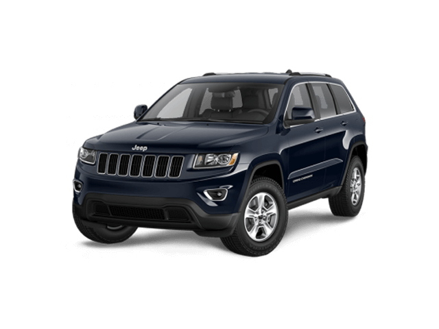 2016 Jeep Grand Cherokee white background