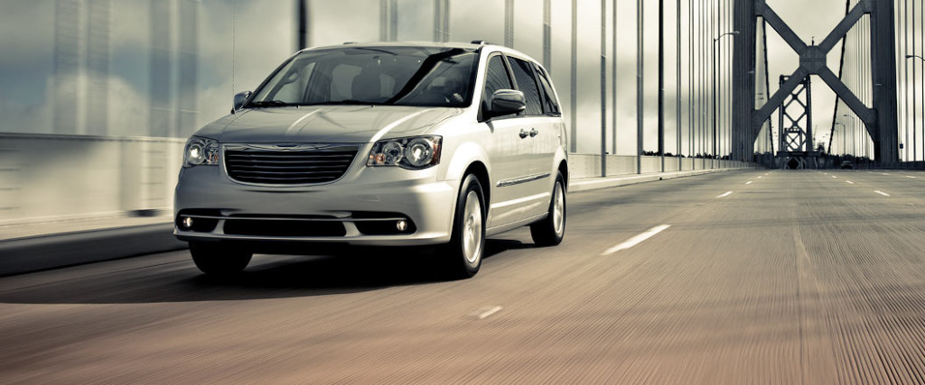2016 Chrysler Town & Country price