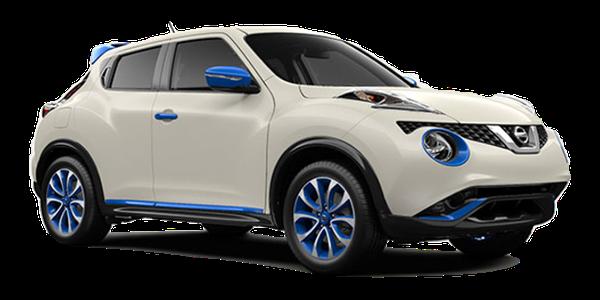 2016 Nissan JUKE cream exterior