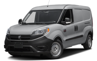 2016 Ram ProMaster City grey