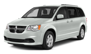 2016 Dodge Grand Caravan White