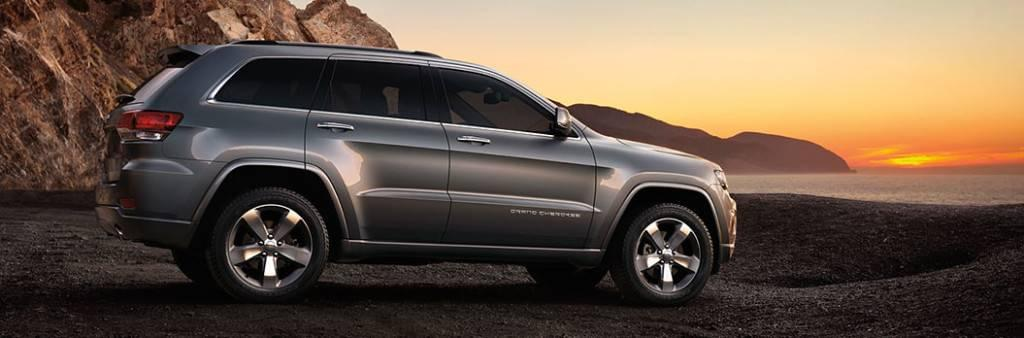 2016 Jeep Grand Cherokee Sunrise