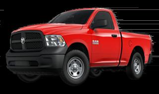 2016 Ram 1500 Red