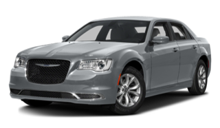 2016 Chrysler 300 Silver