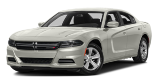 2016 Dodge Charger White