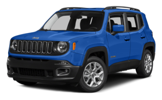 2015 Jeep Renegade Sport Blue