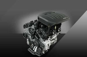 2017 Dodge Journey Motor