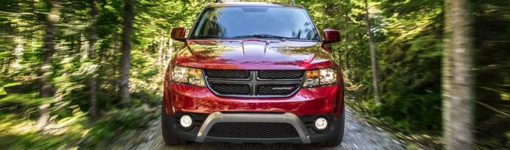2017 Dodge Journey Grill