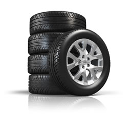Tires at Tom Gill Chevy