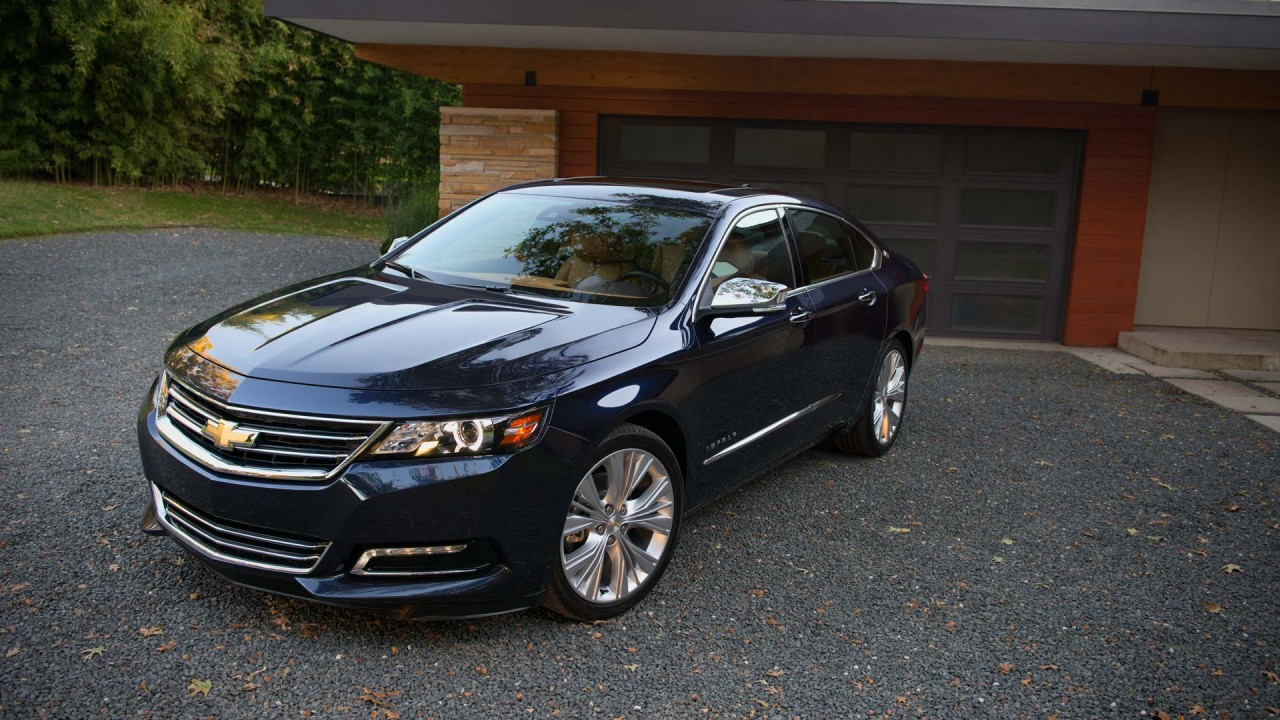 Used 2014 Chevy Impala >> Highlights From 2014 Chevrolet Impala Reviews