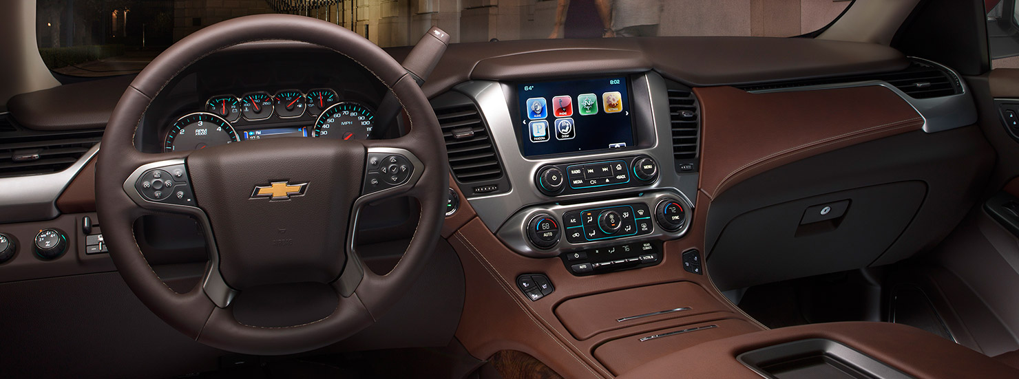 Marvelous 2015 Chevrolet Tahoe Full Size Suv Mo Interior  Amazing Pictures