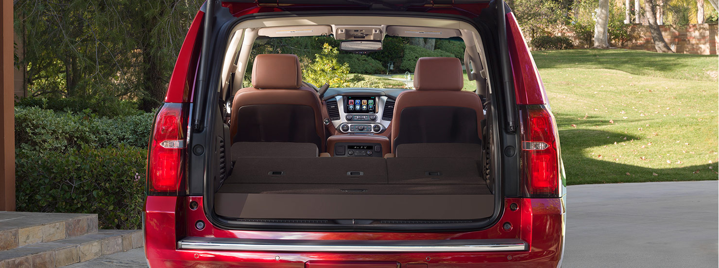 2015 Chevrolet Tahoe Full Size Suv Mo Interior