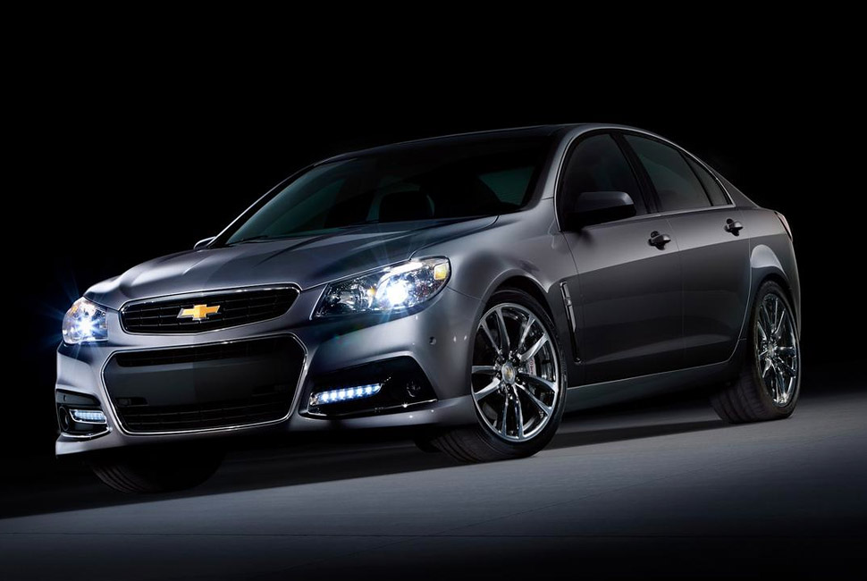2014 Chevrolet SS vs 2014 Chrysler 300 SRT8