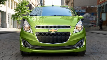 2015 chevy spark front